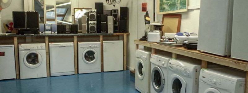 recycle furniture and appliances in devon