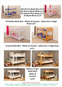 Black Country Beds Page 2 Bunk Beds 240418