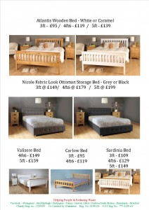 Black Country Beds Page 4 Double Beds