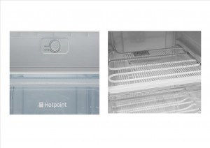 Hotpoint Freezer Inside